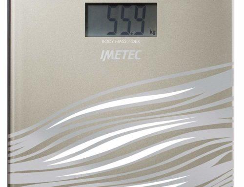 Imetec BM3 300 Bilancia Pesapersone Elettronica, Calcola l'indice di massa corporea