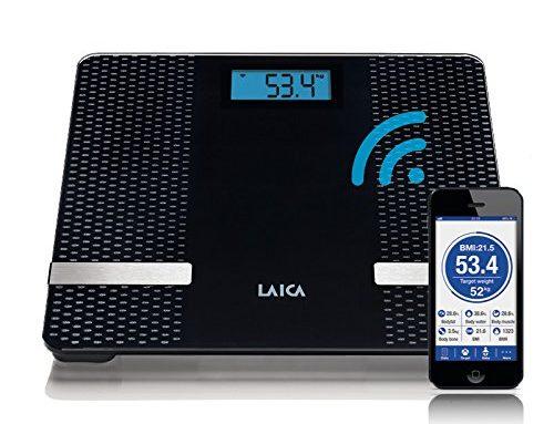 Laica PS7002 Smart Bilancia Pesapersone Elettronica