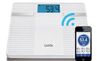 Laica PS7003 Smart Bilancia Pesapersone Elettronica