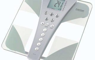 Tanita BC543SV37 Scale Silver