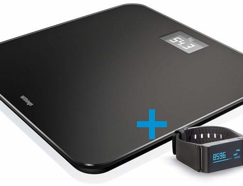 Withings, WS-30, Bilancia con accesso a internet e braccialetto rilevatore di attività